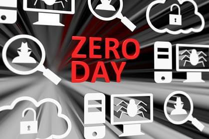 Zero-day vulnerabilities image