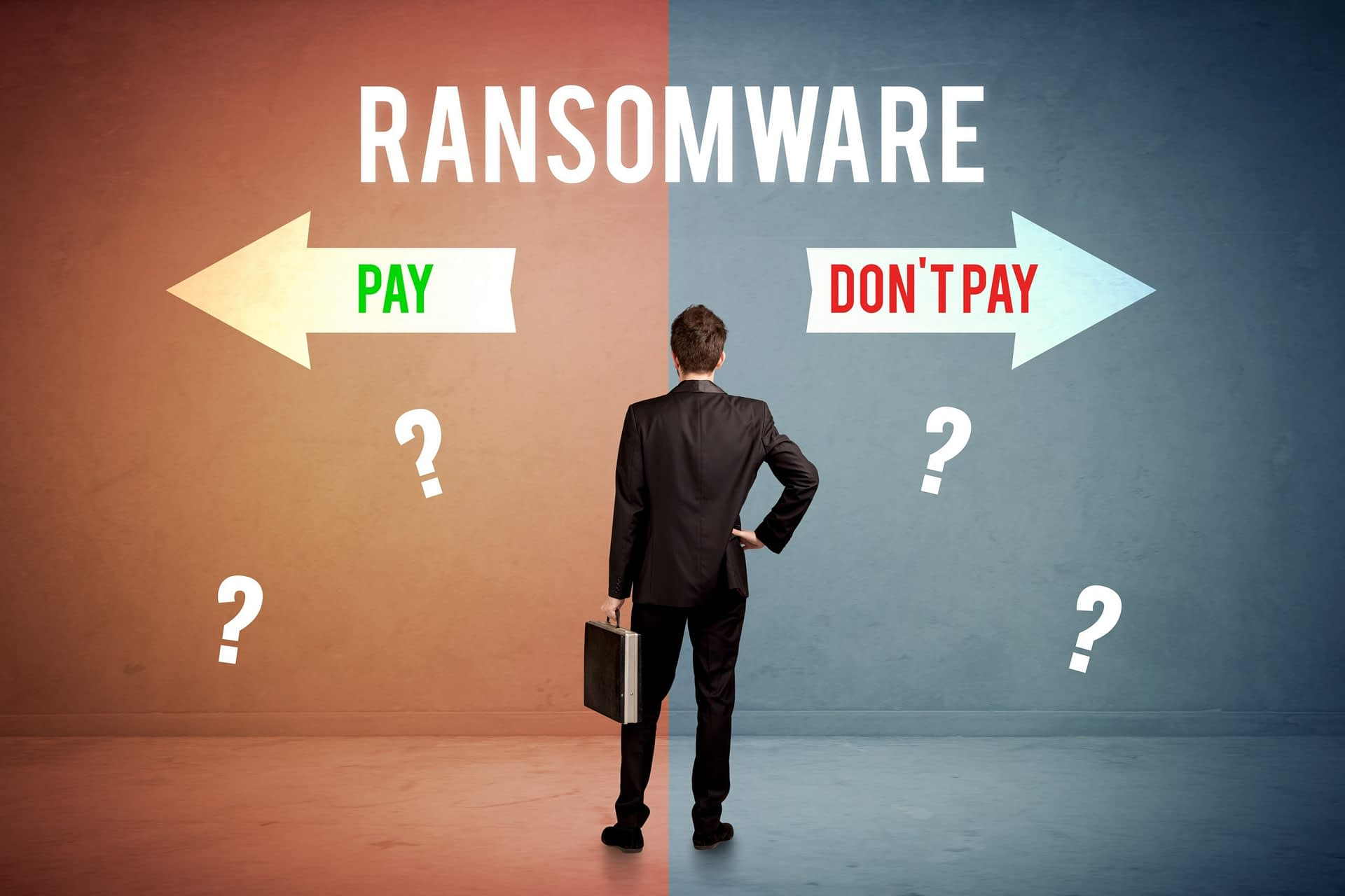 To Pay or Not to Pay Ransomware Demands, That is the Question!